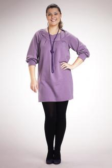"""Платье """"СКС"""" 2196 (Дымчато-розовый)"""