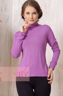 Блуза ВК-19 Фемина (Сирень)