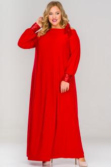 Платье 1517503 ЛаТэ (Красный)