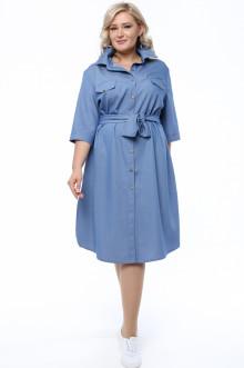 Платье 1357-058 Грация Стиля (Джинса)